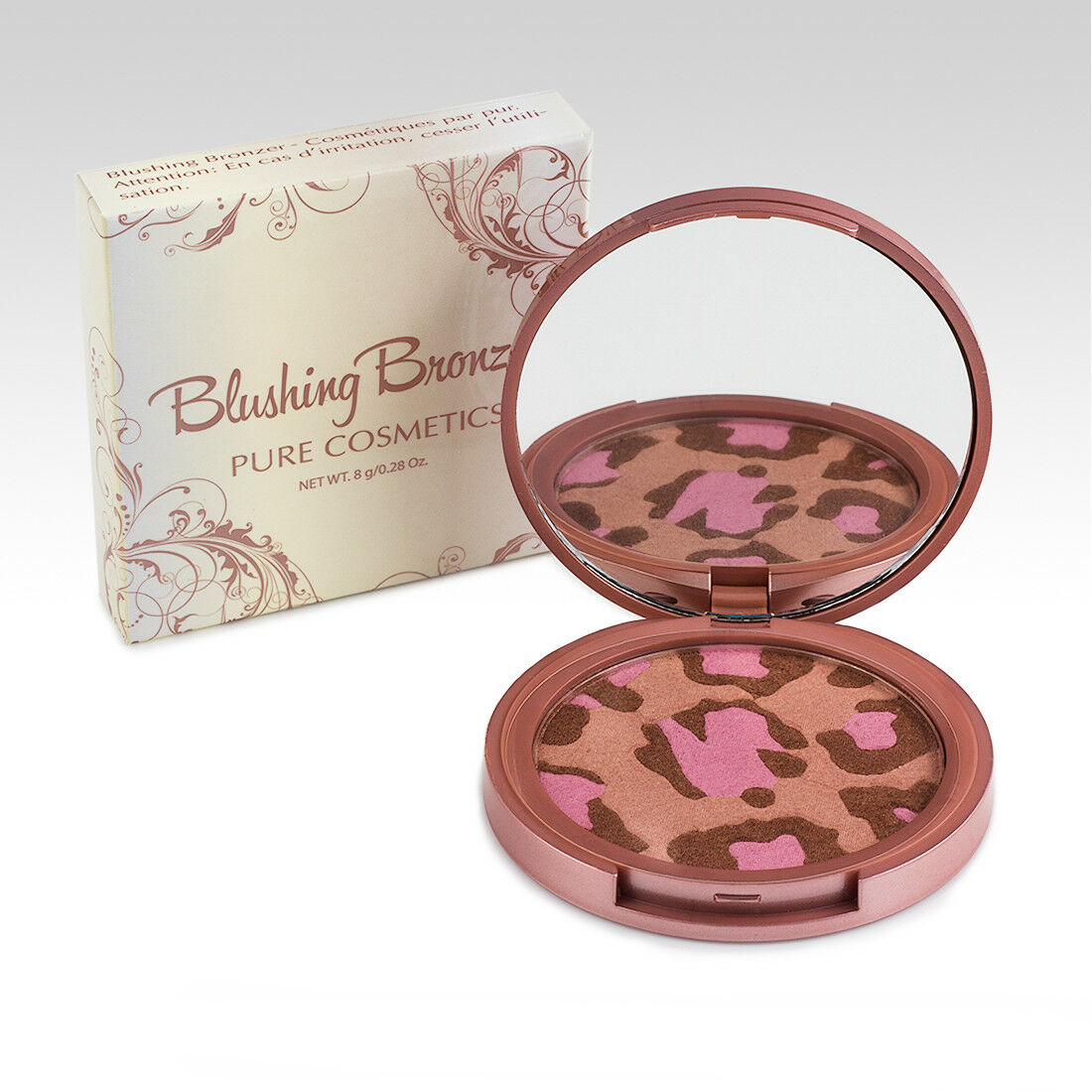 Primary image for Pure Cosmetics Compact Blushing Face Bronzer