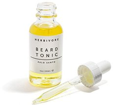 Herbivore Botanicals - All Natural Beard Tonic Palo Santo image 3
