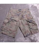 AMERICAN EAGLE Mens Camo Cargo Shorts Size 28 NEW - $36.41