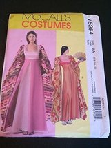 McCall's M5264 Sewing Pattern, Misses' Renaissance Princess Costumes, Si... - $24.45