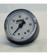 """New old stock TRERICE 2 1/2"""" Pressure Gauge 1/4 NPT connection.   0-60PS... - $19.79"""