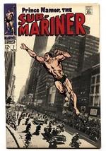 SUB-MARINER #7-PHOTO COVER-1968 High Grade Vf - $75.66