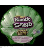 KINETIC SAND SEASHELL CONTAINER AND KINETIC BEACH SAND 4.5OZ - $9.99