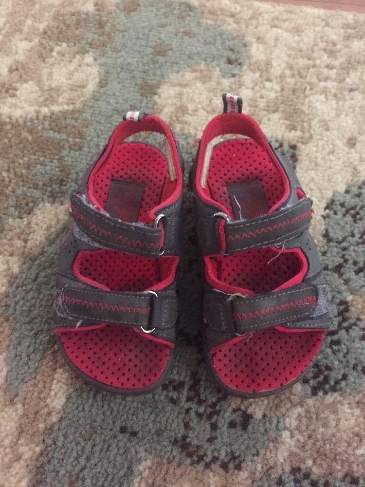 oshkosh Boys Sandals Toddler 7 Euc and