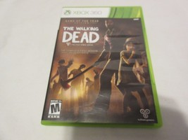 The Walking Dead - Game of the Year Edition (Microsoft Xbox 360, 2013) C... - $15.99