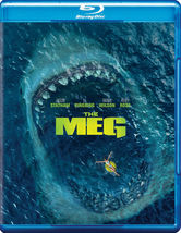 The Meg [Blu-ray+DVD, 2018]