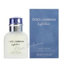 Dolce & Gabbana Light Blue Pour Homme Eau de Toilette Spray 1.3oz 40ml *... - $37.23