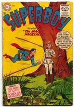 Superboy #40 1955 DC Comics-Magic Necklace G - $68.29