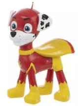 Paw Patrol Marshall With Cape Christmas Tree Ornament Dalmatian Dog Kurt S Adler - $7.84