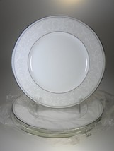 Nikko Pearl Symphony Salad Plates set of 4 NEW WITH TAGS - $62.32