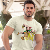 Hercules Prince of Power t shirt Marvel comics The Champions cotton graphic tee image 3