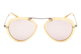 Tom Ford Aaron Honey Yellow / Pink Sunglasses TF473 39Y - $146.02
