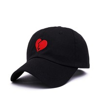 VORON HEARTBREAKER EMBROIDERED UNSTRUCTRED DAD CAP HAT HEARTBREAK HEART ... - $11.44