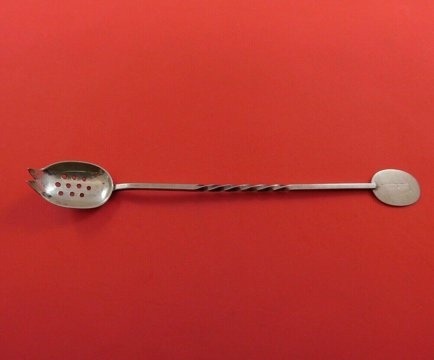 """Fairfax by Durgin-Gorham Sterling Silver Nut Cracker HHWS 7 1//4/"""" Custom"""