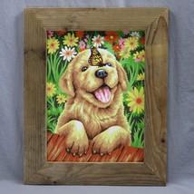 Puppy Gardener Dimensions Crafts Paintworks Pai... - $23.02