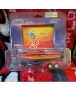 Nitro Boat& trailer bass Dale Jr 8 action OREO/ RITZ Racing mercury 1/64  - $39.60