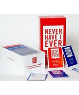 NEW!! Never Have I Ever: The Game of Poor Life Decisions Card Game for 1... - $37.97