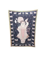 Wall Hanging Thread Work Pichwai Shree Nath Ji Vintage Collectible India - $1,951.30