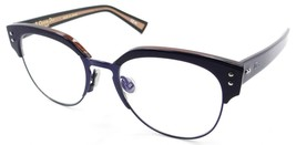 Christian Dior Rx Eyeglasses Frames Dior Exquise O2 THA 50-18-145 Blue Brick - $161.70