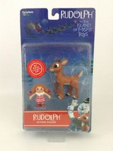 """The Island of Misfit Toys Deluxe Action Figure 3"""" Rudolph & Misfit Doll ... - $29.65"""