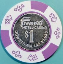 $1 Casino Chip. Fremont, Las Vegas, NV. T70. - $3.99