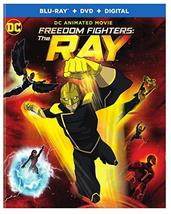 DCU Freedom Fighters – The Ray [Blu-ray+DVD+Digital, 2018]