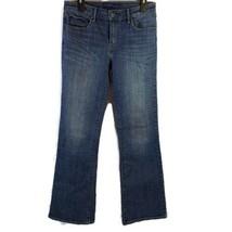 Levi's San Francisco Womens Blue Jeans Demi Curve Classic Size 10 M Boot... - $14.85