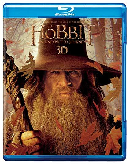The Hobbit: An Unexpected Journey [3D + Blu-ray]