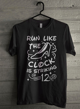 Run Like The Clock - Custom Men's T-Shirt (1168) - $19.13+