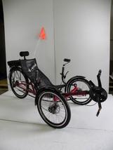 Folding Electric Recumbent Tricycle, recumbent trike, Recumbent bicycle - $2,649.00