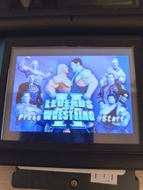 Nintendo Game Boy Advance GBA Legends Of Wrestling II image 1