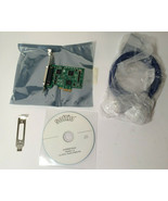 AXXON LF658KB REV. D PCIe MAP/950 PCI express Dual Megabaud RS232 Card a... - $12.67