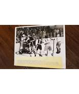 1971-72 Upi Originale Filo Foto Boston Bruins New York Rangers Fight Esp... - $29.95