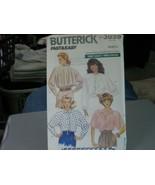 Butterick 3029 Misses Shirt Pattern - Size 12-14 Bust 34-36 - $8.90