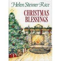 Christmas Blessings Rice, Helen Steiner - $4.46