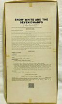 Vintage Snow White and the Seven Dwarfs Board Game Cadaco 1977 COMPLETE image 5