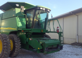 2002 JOHN DEERE 9650 STS For Sale In Coldwater, Ohio 45828 image 1