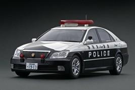 ignition model IG1913 1/18 Toyota Crown GRS180 Shizuoka Police No.55 Resin NEW - $427.99