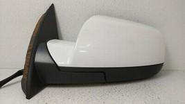 2011-2014 Gmc Terrain Driver Left Side View Power Door Mirror White 83605 - $85.20