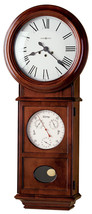 Howard Miller 620-249 (620249) Lawyer II Wall Clock - Windsor Cherry - $1,788.50 CAD