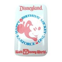 Disney World Disneyland Earforce One Happy Birthday Mickey Mouse Air Ballon Pin - $14.75