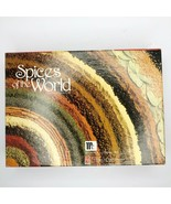 Vintage McCormick SPICES OF THE WORLD Game 1988 Strategy Board Games Com... - $72.38