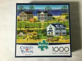 Puzzle Wysocki Gulls Nest (Buffalo) 1000 Pieces 26.75 x 19.75 Complete - $9.75