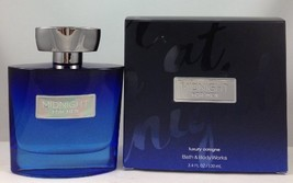 Bath & Body Works Midnight for Men Luxury Cologne 3.4 oz/ 100 ml - $140.00