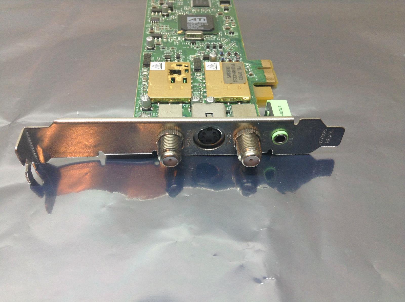 Dell ATI PCI-Express Card TV IN S-Video & Audio Board CN-0DN804 Model: B041