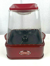 Nostalgia Electrics TPM100 Red/Black Stirring Theater Popcorn Maker - TE... - $29.70