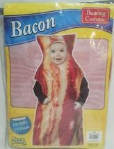 Rasta Imposta Infant Bacon Bunting Costume 3-9 months #9021 Halloween Dress Up - £15.56 GBP