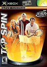 Top Spin / AMPED 2  COMBO DISC (Microsoft Xbox, 2003) DISC ONLY - $3.74