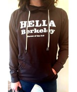 HELLA BERKELEY HEROES OF THE 510 UNISEX HOODIE - $29.99