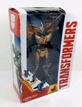 "NEW GRIMLOCK 9.5"" Transformers Age of Extinction Flip and Change! Figure... - $23.70"
